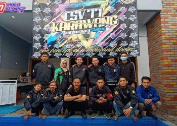 Keluarga CSV77 Karawang-Rayakan Ultah Ke 5 Di Daerah Lembang, Kab Bandung Barat