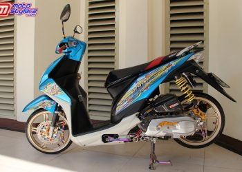 Modif Baby Look Style by BZ Variasi