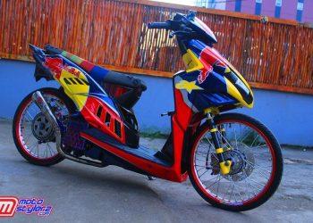 Modif Vario-Stylish Bareng Tema Street Bike