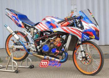 Ninja Racing by JRT Modified-Makin Memikat, Tampil Menawan