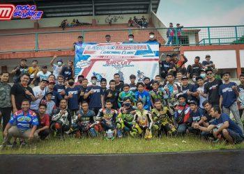 Official Dari Team Sahabat Racing Family & Pecinta Corner Race Jabar-Kompak Sukseskan Gelaran Latber & Coaching Clinic (Subang)