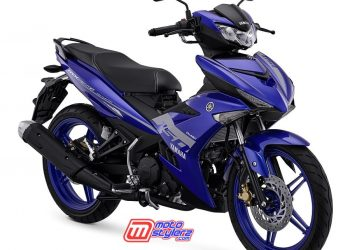 MX King 150 Active Blue