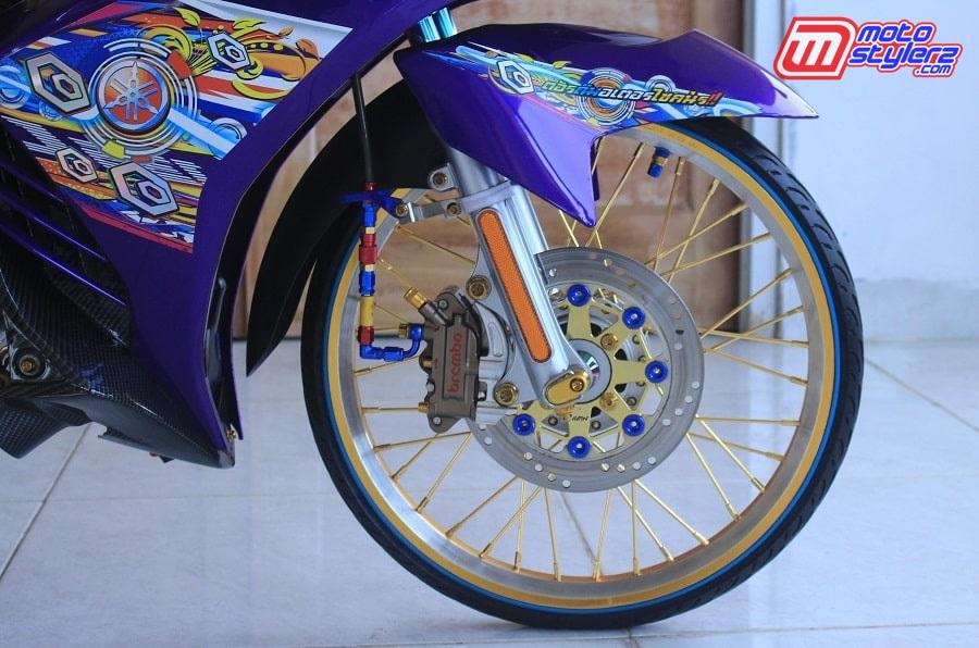 Roda Dpn-Mengusung Single Ciet Brembo