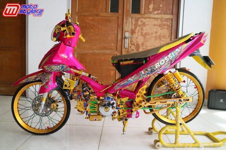 Vega RR Racing Pemula by Amat Bomel