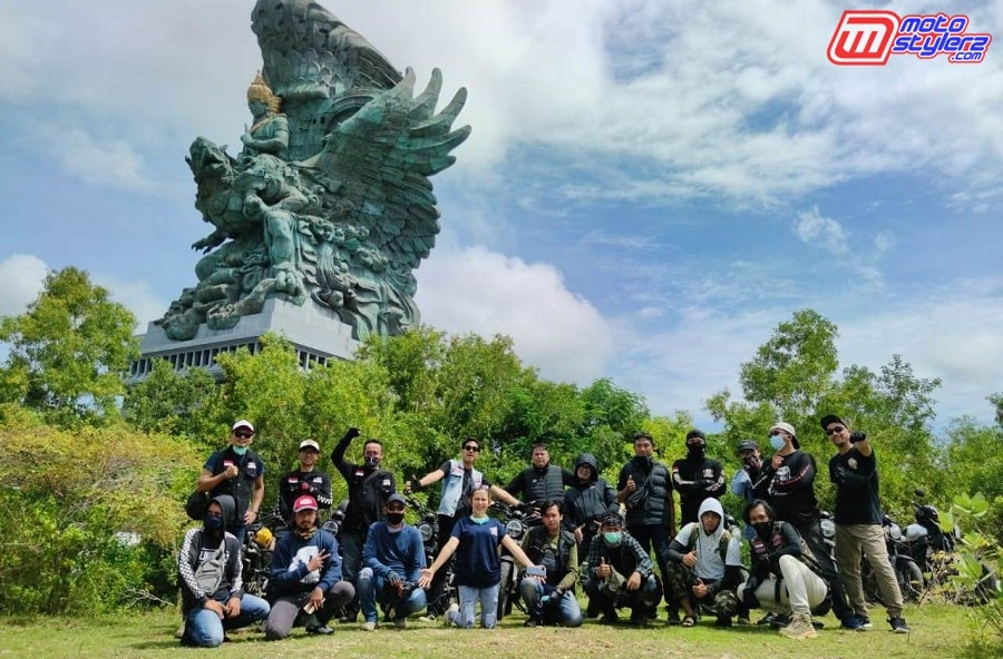 Dimanjakan Wisata GWK-Bukti Upaya Bangkitkan Kembali Pariwisata Bali