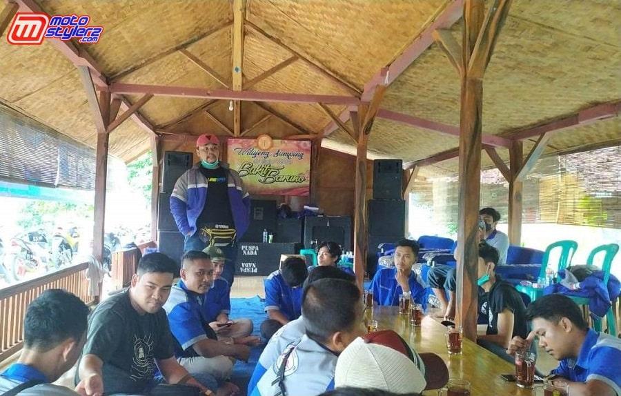 Laporan Pertanggung Jawaban Adang Jaelani (Ketua Panthai Sebelumnya)