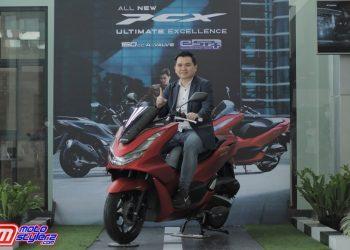 Lerri Gunawan-General Manager Motorcycle Sales, Marketing, & Logistic DAM