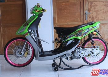 Mio Racing Thailand by Akbar