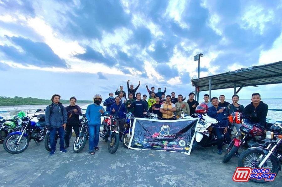 Momen Haru Kembali Ke Sumatera Selatan Bareng Semangat Baru
