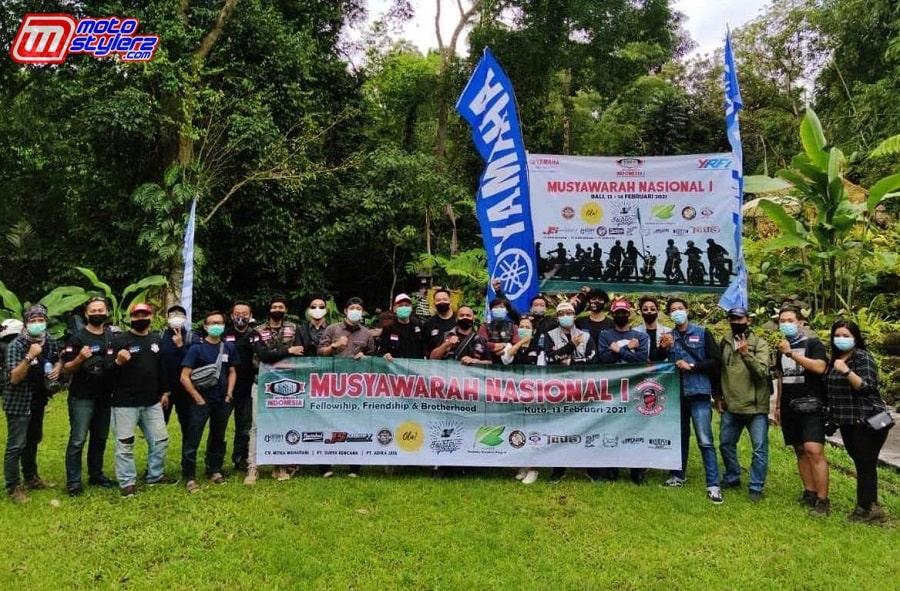 Munas XBI-Peserta Terjauh Dari Perwakilan Tangerang & Makassar