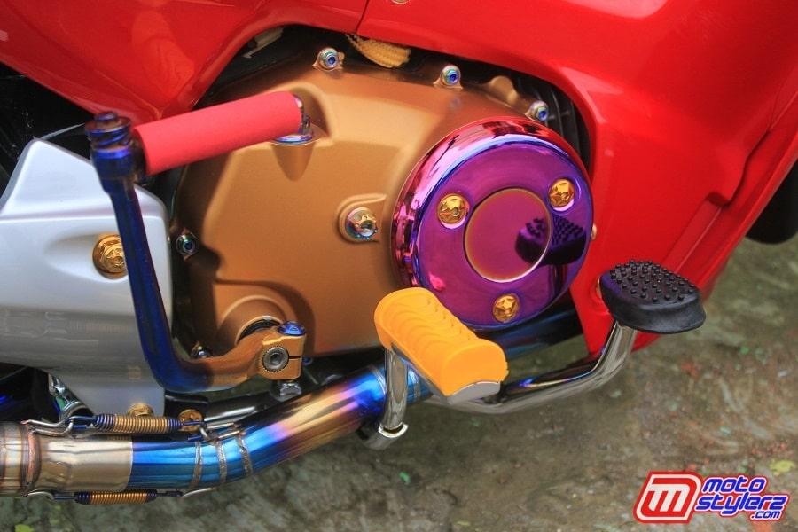 Sektor Engine-Diramu Fresh Repaint, Didukung Aseso Penting