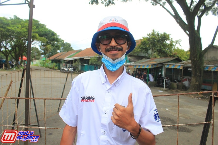 Aditya Febri Hardianto (Scutineering)-Dukung Selalu Drag Race Tanah Air