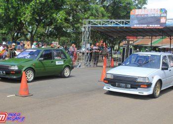 Drag Race by Sumber Production-Sukses Obati Kerinduan Dragster Pulau Jawa Bareng Ketatnya Prokes