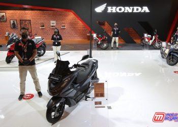 Astra Honda Motor hadir di IIMS 2021 Dengan Pelaksanaan Prokes secara ketat