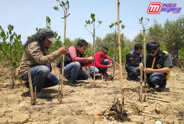 Salah Satu Kegiatan CSR Yang Secara Rutin Dilakukan Seluruh Komunitas Honda di Jawa Barat