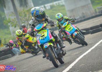 354 Stater Sukseskan West Java Matic Roadrace Cimahi