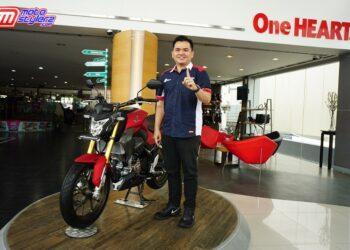 All New CB150R Resmi Menyapa Masyarakat Jawa Barat