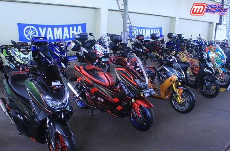 Modification Contest-Bukti Nyata Produk Yamaha Dicintai Modifstylerz Anak Bangsa