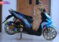 Modifikasi Baby Indolook Style by Yosku feat Al Airbrush