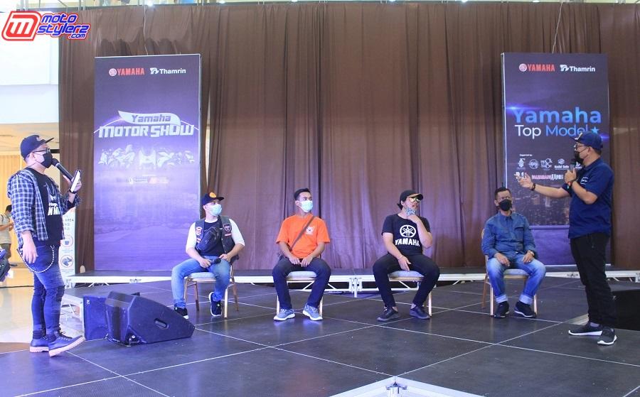 Sesi Sharing Modifikasi-Dipandu Oleh Firly Iskandar & Crew Motostylerz
