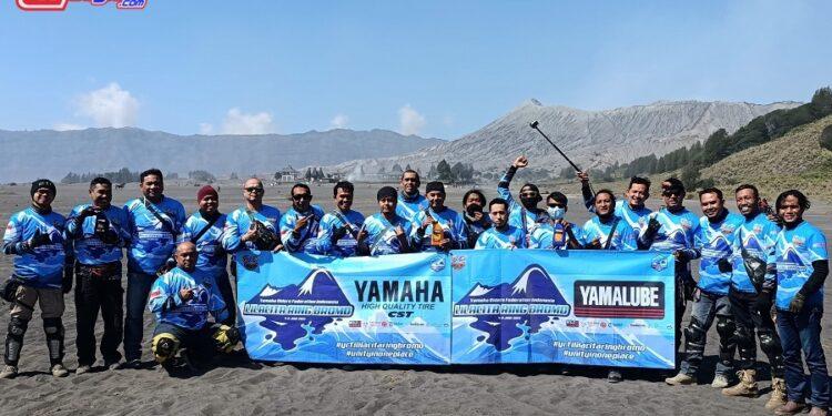 Touring YRFI Bali Ke Wisata Bromo-Kompak Diikuti 24 Peserta