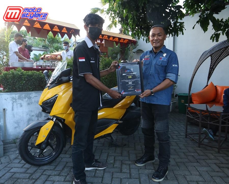 Yamaha Riders Federation Indonesia (YRFI) chapter Yogyakarta Menggelar Silaturahmi