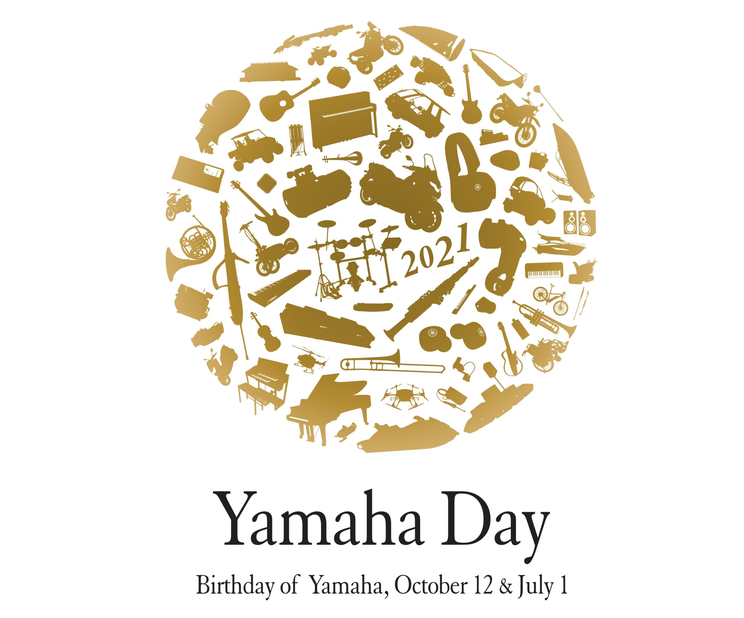 Logo Yamaha Day 2021