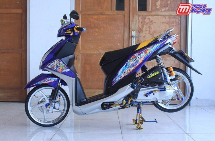 Modif Mothai Indolook Style by Ikhsan Maulana