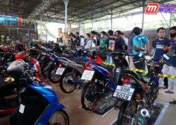 Motocontez Palembang-Jadi Perayaan Ultah Ke 3 Tahun Motostylerz