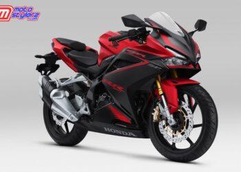 CBR Bravery Red Black-Menyapa Pecinta Sport Tanah Air