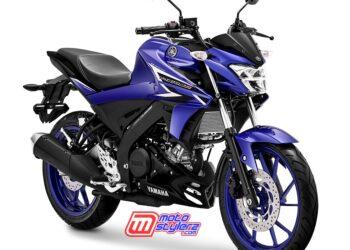 Vixion R Metallic Blue Menyapa Masyarakat Indonesia