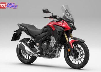 CB500X Grand Prix Red