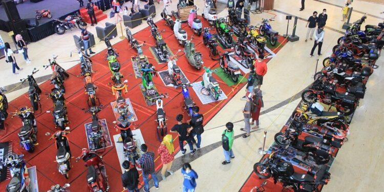 OPI Moto Contest-Disemarakan 90 Maskot Keren Dari Sumsel & Jambi