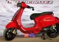 Vespa Sprint Modif Fashion Style by Cang Karbon & Painting